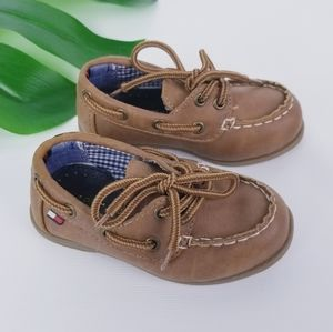 Tommy Hilfiger Baby Boy Loafers Like NEW!